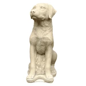 Hund Labrador 22KG | 48x21x33cm | sand