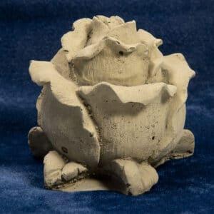 kleine Rose 1,0Kg | 10x10x10cm | sand