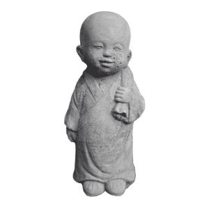 kleiner Mann mit Beutel 1,8Kg | 24x12x9cm | grau