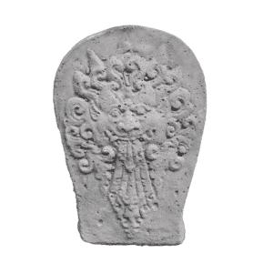 Ganesha klein 4,8Kg | 30x18x10cm | grau