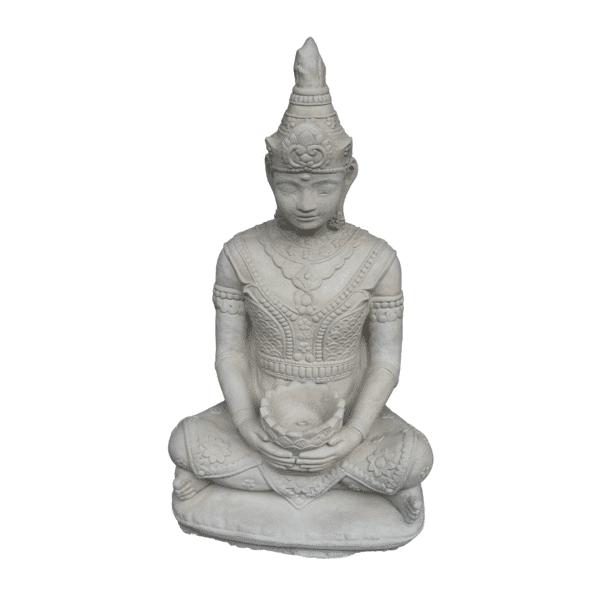 Lotusbuddha groß