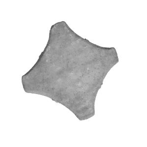 Sockel klein 25,3Kg | 22x31x31 | sand